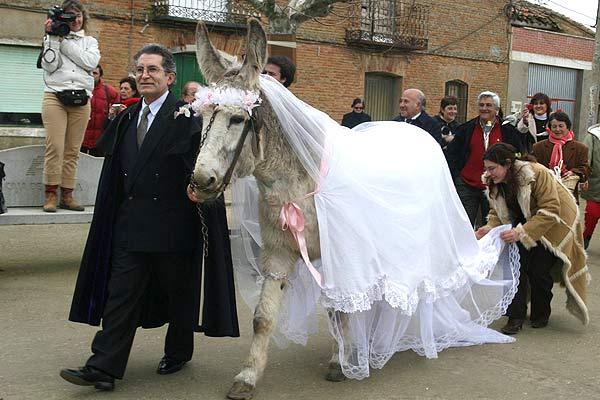 Fat man wedding